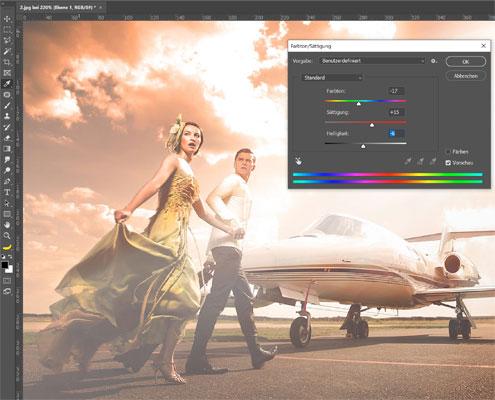 Workshop Photoshop Profi